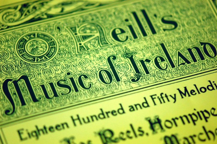 Tutorial básico de MTI (3). O´Neill´s music of Ireland
