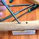 construcción de flautas mini