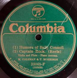 irish 78rpm