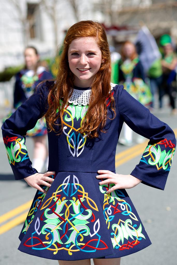 Introducción al baile irlandés. Con la escuela mediterránea de danzairlandesa